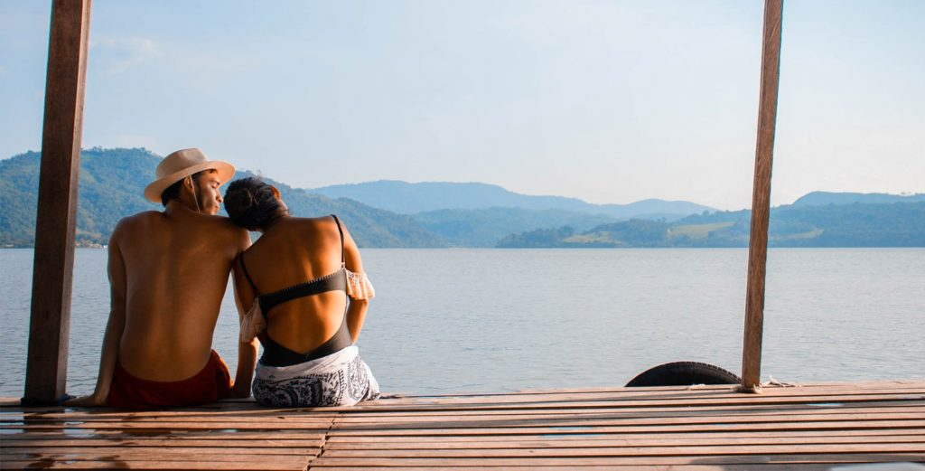 Laguna azul tarapoto